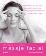 9788480768207: Sencillo y Natural. Masaje facial