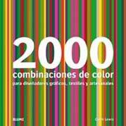 9788480768399: 2000 Combinaciones de color