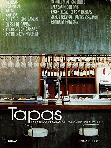 9788480768566: Tapas. Las mejores tapas de los chefs españoles