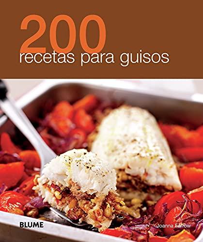 9788480769037: Naturart M126120 - Libro cocina 200 recetas para guisos