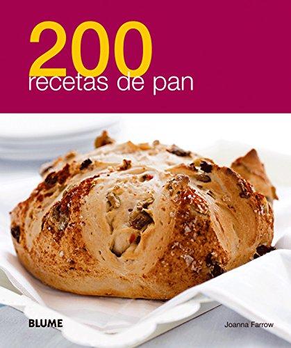 9788480769044: 200 recetas de pan (Spanish Edition)