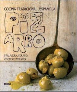 9788480769105: Pizarro. Cocina Tradicional Espanola