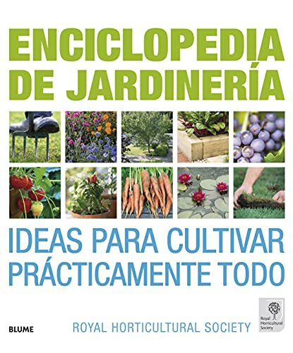 9788480769129: Enciclopedia de jardinería