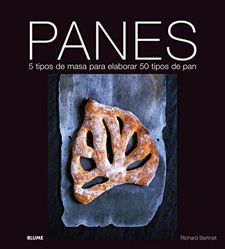 9788480769150: Panes: 5 tipos de masa para elaborar 50 tipos de pan