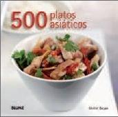 9788480769389: 500 PLATOS ASIATICOS