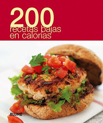 200 recetas bajas en calor?as (Spanish Edition): Blume