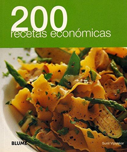 9788480769549: Blume M126119 - Libro cocina 200 recetas economicas n9549