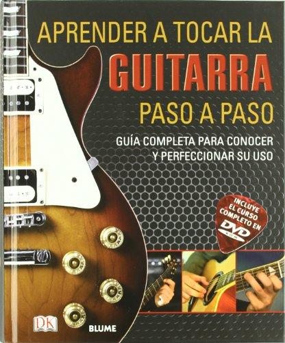 9788480769747: Aprender a tocar la guitarra paso a paso