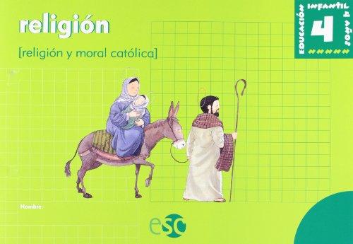 9788480772501: El Baúl Mágico cuaderno de Religión