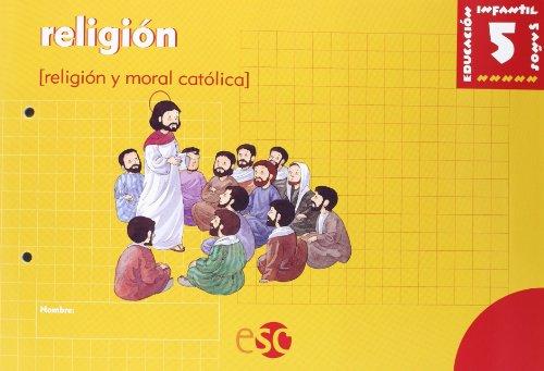 9788480772518: El Baúl Mágico cuaderno de Religión