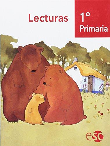 9788480772884: Lecturas, 1 Educación Primaria