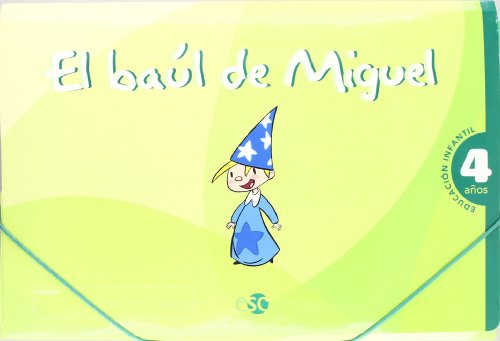 9788480773829: EL BAÚL DE MIGUEL 4 AÑOS