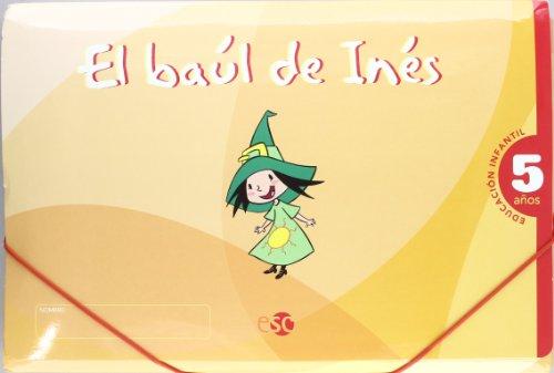 9788480773881: EL BAÚL DE INÉS 5 AÑOS: El baúl de Inés, Educación Infantil, 5 años: 1