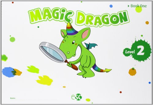 9788480774291: Pack: Magic Dragons. Student's Book. EI 4