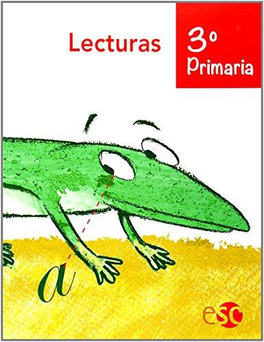 9788480774598: Lecturas, 3 Educación Primaria