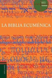9788480831659: La Biblia Ecumenica