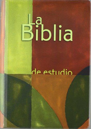 9788480831741: La biblia de estudio