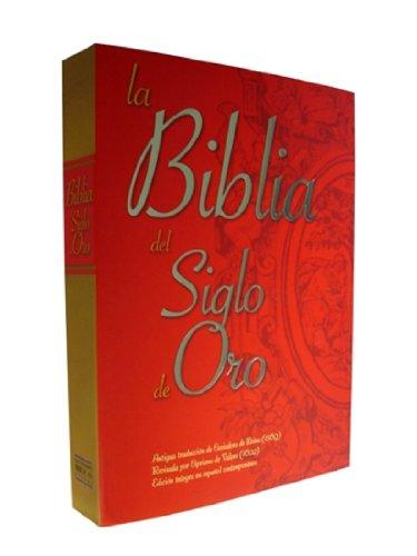 Biblia Siglo de Oro (Spanish Edition) (8480831944) by American Bible Society