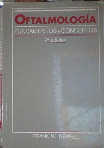 9788480860437: Oftalmologia : fundamentos y conceptos