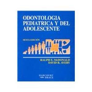 9788480861663: Odontologia pediatrica y del adolescente