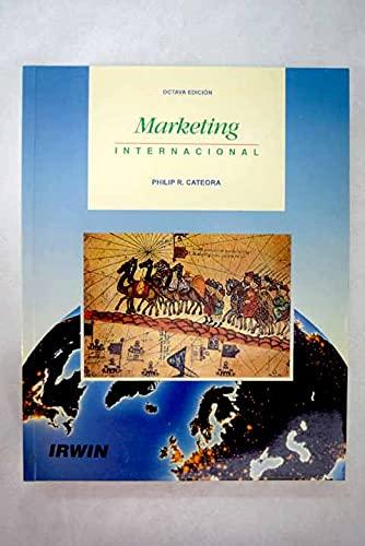 9788480861724: Marketing internacional
