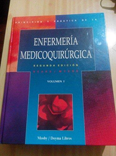 9788480861908: Principios y practica de la enfermeria medicoquirurgica