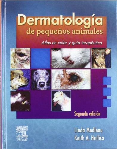 9788480862028: Dermatología de pequeños animales