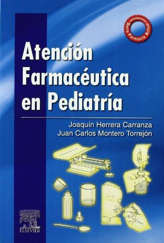 9788480862059: Atencion Farmaceutica En Pediatria