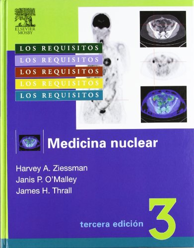 9788480862240: Los Requisitos en Radiología: medicina nuclear. Fundamentos