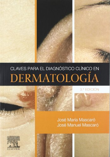 9788480862790: Claves para el diagnóstico clínico en dermatología