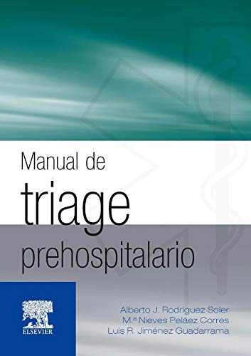 9788480862936: Manual de triage prehospitalario