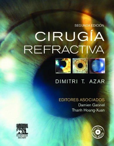 9788480863124: Cirugia refractiva + DVD-ROM
