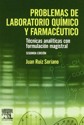 9788480863391: Problemas de laboratorio químico y farmacéutico