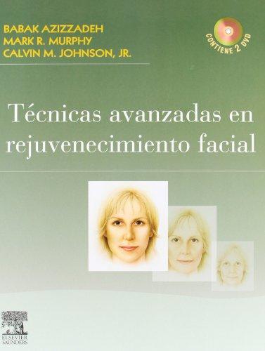 9788480863575: Técnicas avanzadas en rejuvenecimiento facial + 2 DVD-ROM, 1e (Spanish Edition)