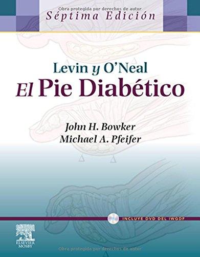 9788480863674: LEVIN/O´NEAL. El pie diabético + DVD-ROM