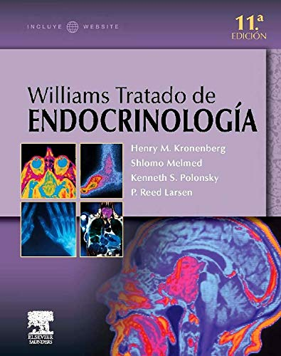 9788480863773: Williams Tratado de Endocrinología (incluye e-dition), 11e (Spanish Edition)