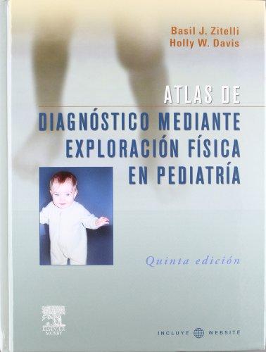 Atlas de diagnóstico mediante exploración física en: Basil J. Zitelli,