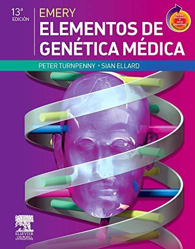 9788480863834: EMERY. Elementos de genética médica + Student Consult, 13e (Spanish Edition)