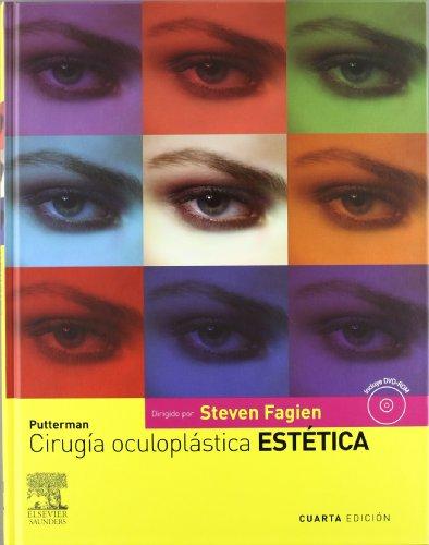 9788480864398: PUTTERMAN. Cirugía oculoplástica estética + DVD
