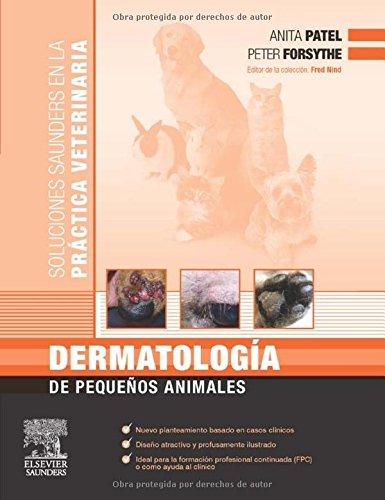 9788480864824: Dermatología de pequeños animales