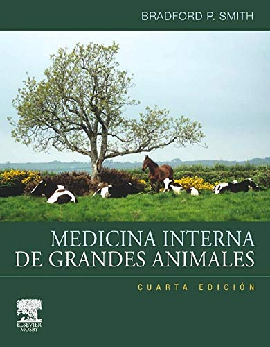 9788480864923: Medicina Interna de grandes animales + CD-ROM