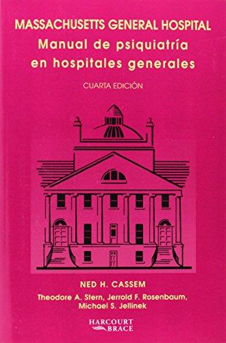 9788480866125: MAN. PSIQUIATRÍA EN HOSPITALES GENERALES (Spanish Edition)
