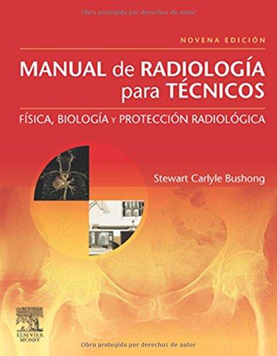 9788480866361: Manual de radiologia para tecnicos
