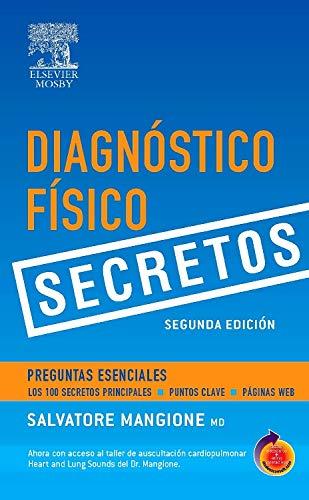 9788480866675: Serie Secretos: Diagnóstico Físico + Student Consult