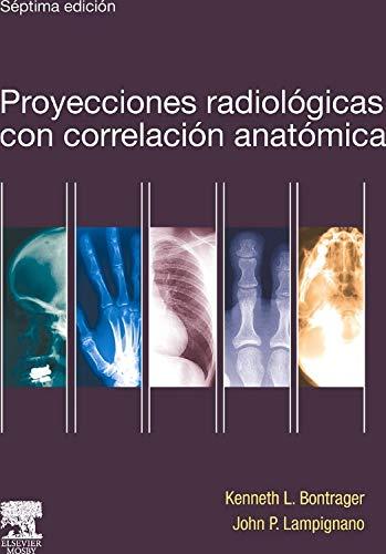 9788480866736: Proyecciones radiológicas con correlación anatómica