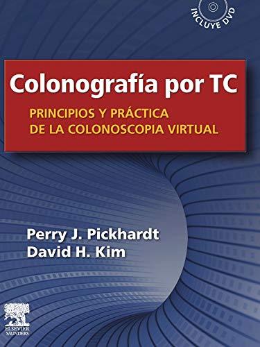 9788480866941: Colonografía por TC: Principios y práctica de la colonoscopia virtual + DVD