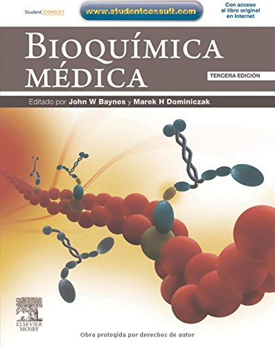 9788480867306: Bioquímica médica + Student Consult