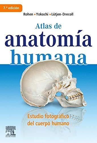 9788480867436: Atlas de anatomía humana. Estudio fotográfico del ...