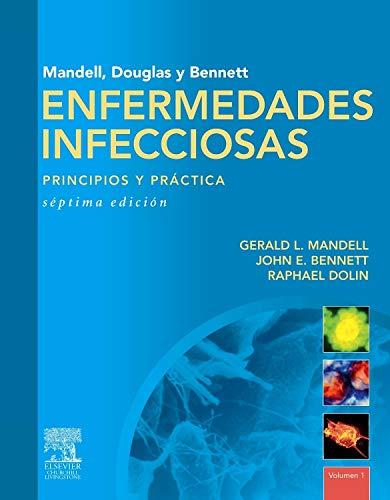 9788480868853: Mandell, Douglas y Bennet Enfermedades infecciosas. Principios y práctica