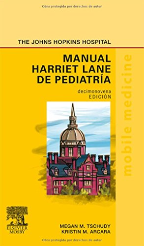 9788480869508: Manual Harriet Lane De Pediatría - 19ª Edición